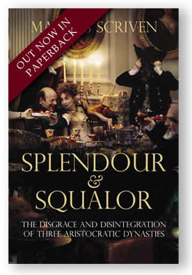 Splendour &amp; Squalour book cover